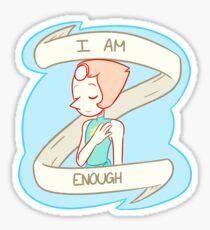 I Am Enough Sticker