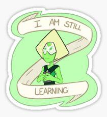 I Am Still Learning Sticker