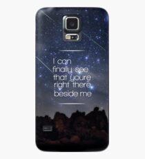 Funda/vinilo para Samsung Galaxy Lluvia de meteoros