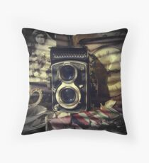 Time to Remember 2 Throw Pillow
