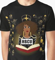 Historically Black Educated  Graphic T-Shirt