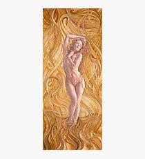 Naked Aphrodite   Photographic Print
