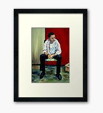 Chef Chris Framed Print