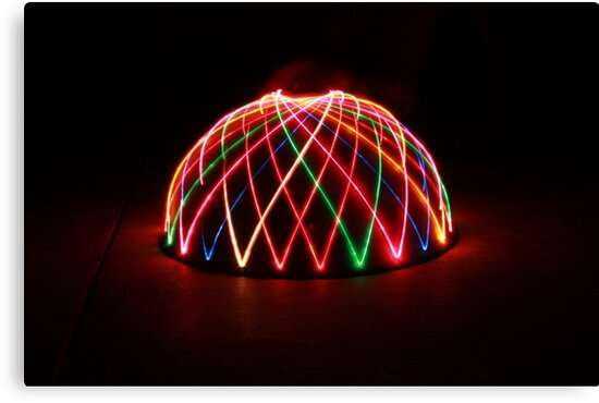 Light Dome Number 1 by Keith G. Hawley