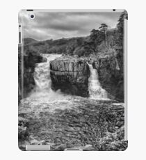 High force waterfall iPad Case/Skin