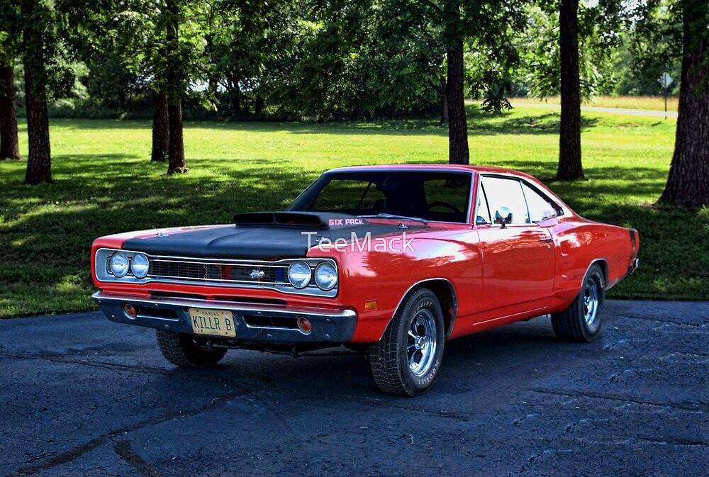1969 Dodge Super Bee by TeeMack