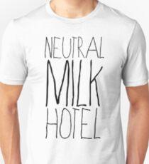 Neutral Milk Hotel [B] Slim Fit T-Shirt
