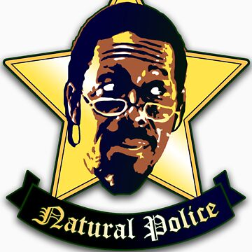 """Natural Po-lice  (""""The Wire"""") by Galit"""