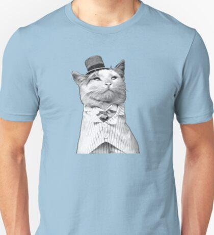 Like A Sir - Cat T-Shirt
