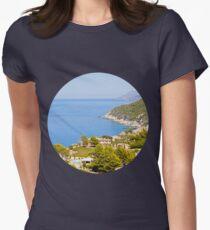 Majorca Women's Fitted T-Shirt
