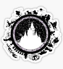Magic kingdom v1 Sticker
