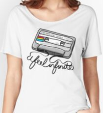 """""""I Feel Infinite"""" - Perks of Being a Wallflower Women's Relaxed Fit T-Shirt"""