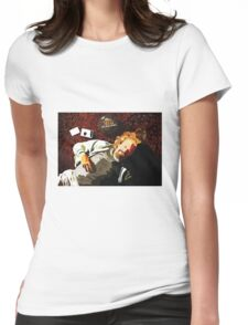 The Big Lebowski - Dude Womens Fitted T-Shirt
