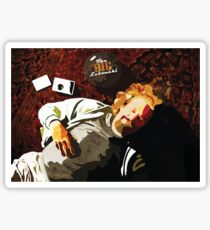 The Big Lebowski - Dude Sticker