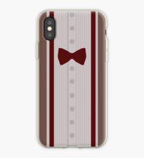 11th Doctor Costume iPhone/iPad Case iPhone Case