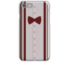 11th Doctor Costume iPhone/iPad Case iPhone Case/Skin