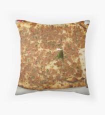 Pide Throw Pillow