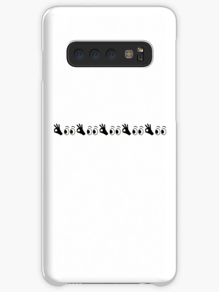 Good Shit Meme Symbols Caseskin For Samsung Galaxy By Dclete