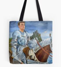 Riding Forth Tote Bag