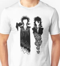 Dream & Death {Black} Unisex T-Shirt