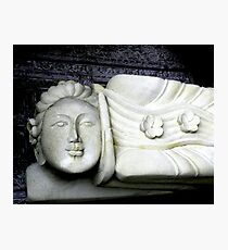 Asian Statuary Photographic Print