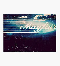 Mayfair Photographic Print