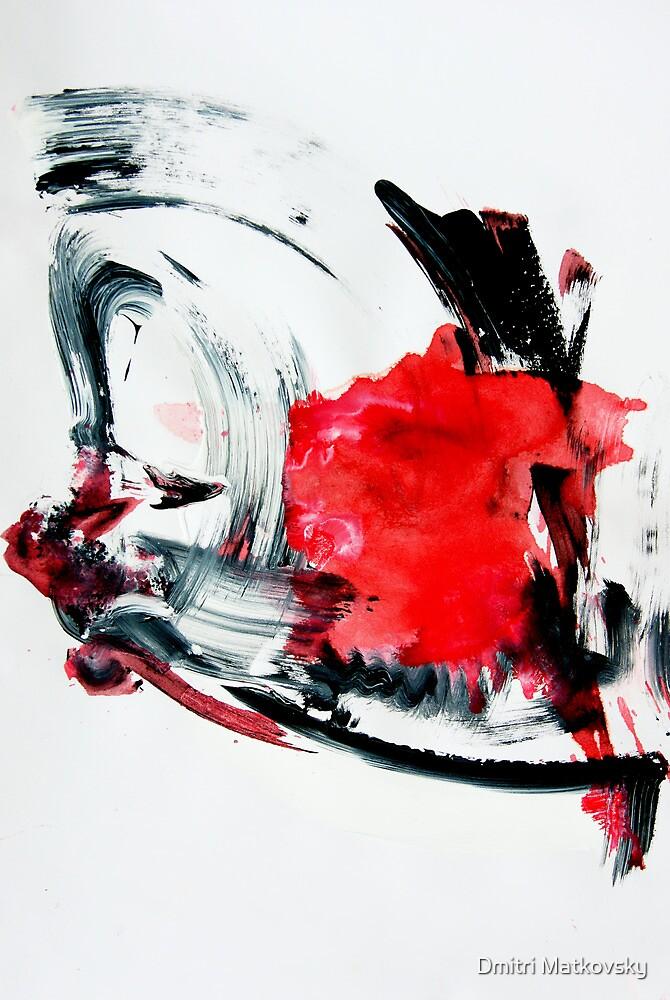 Mostly Red on something by Dmitri Matkovsky