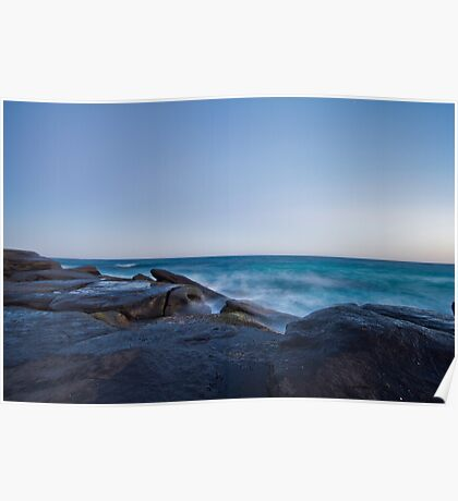 Dolphin Point NSW Poster