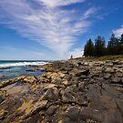 Beach by Melissa Kirkham