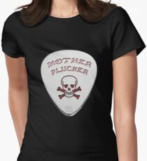 Mother Plucker Women's Fitted T-Shirt
