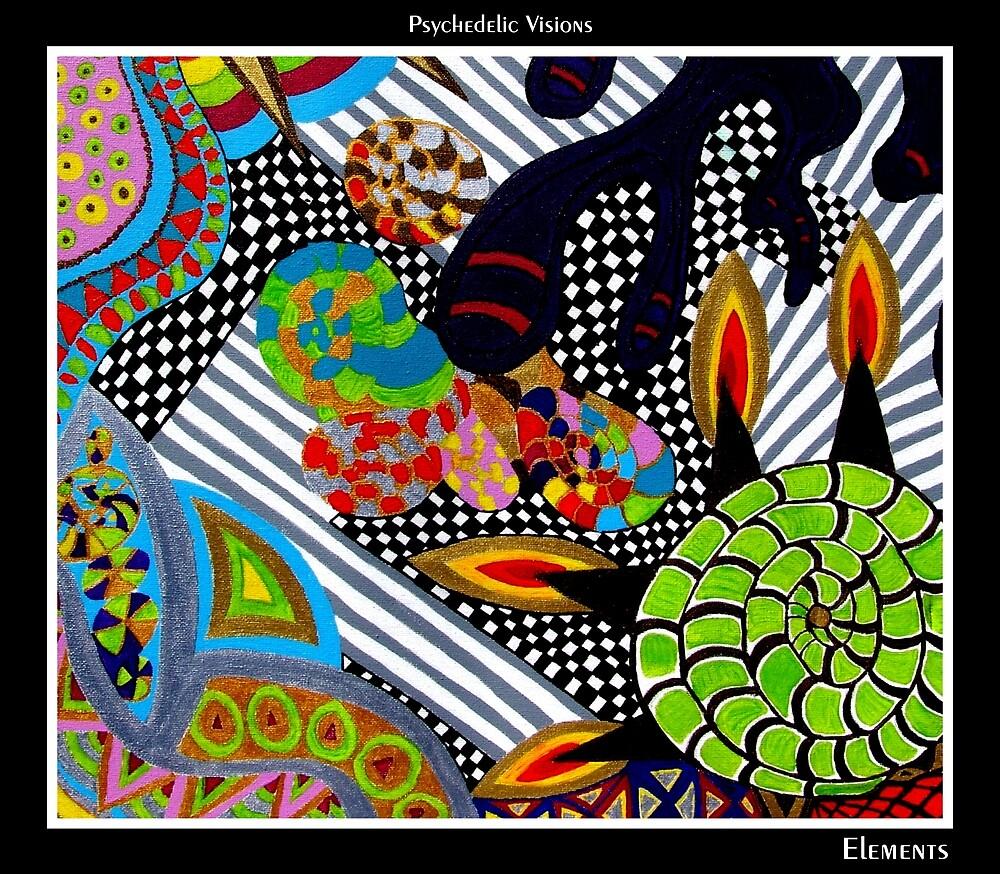 Elements Black Ligth by MonicaDias