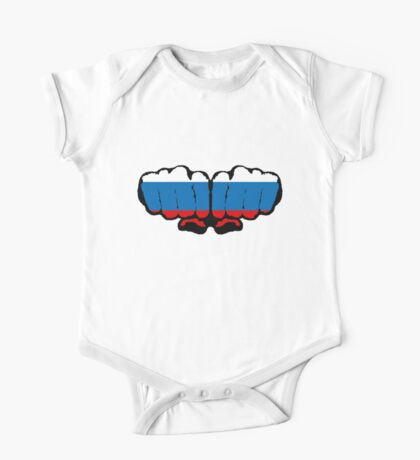 Russian Fists Kids Clothes