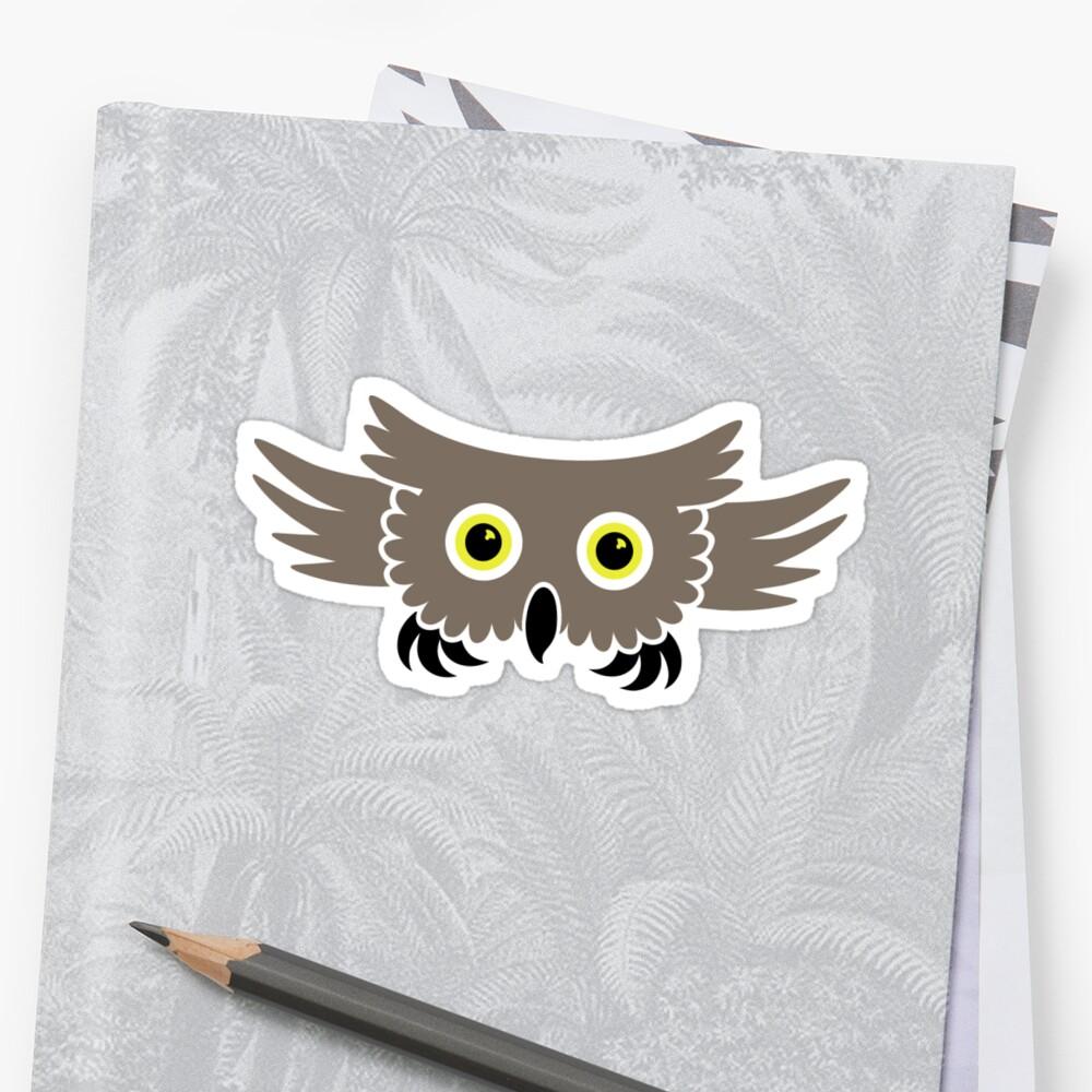 Flying Owl VRS2 by vivendulies