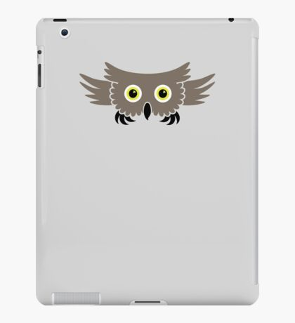Flying Owl VRS2 iPad Case/Skin