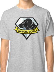 Metal Gear Solid - Diamond Dogs Classic T-Shirt