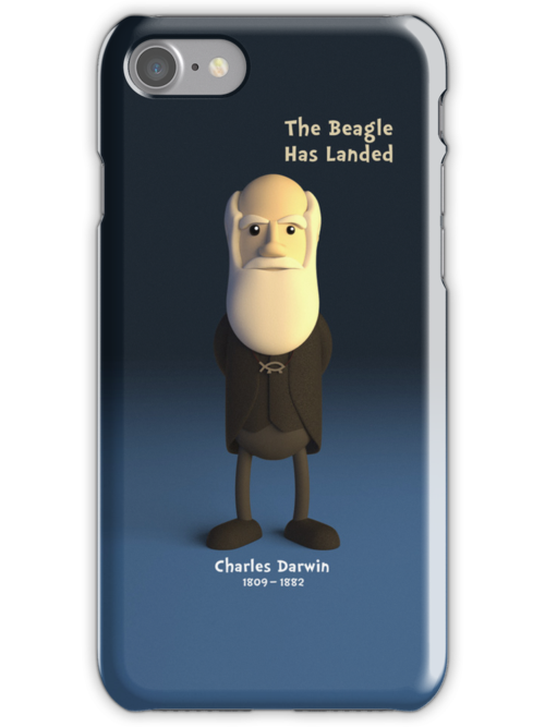 Charles Darwin - The Beagle Has Landed by chayground