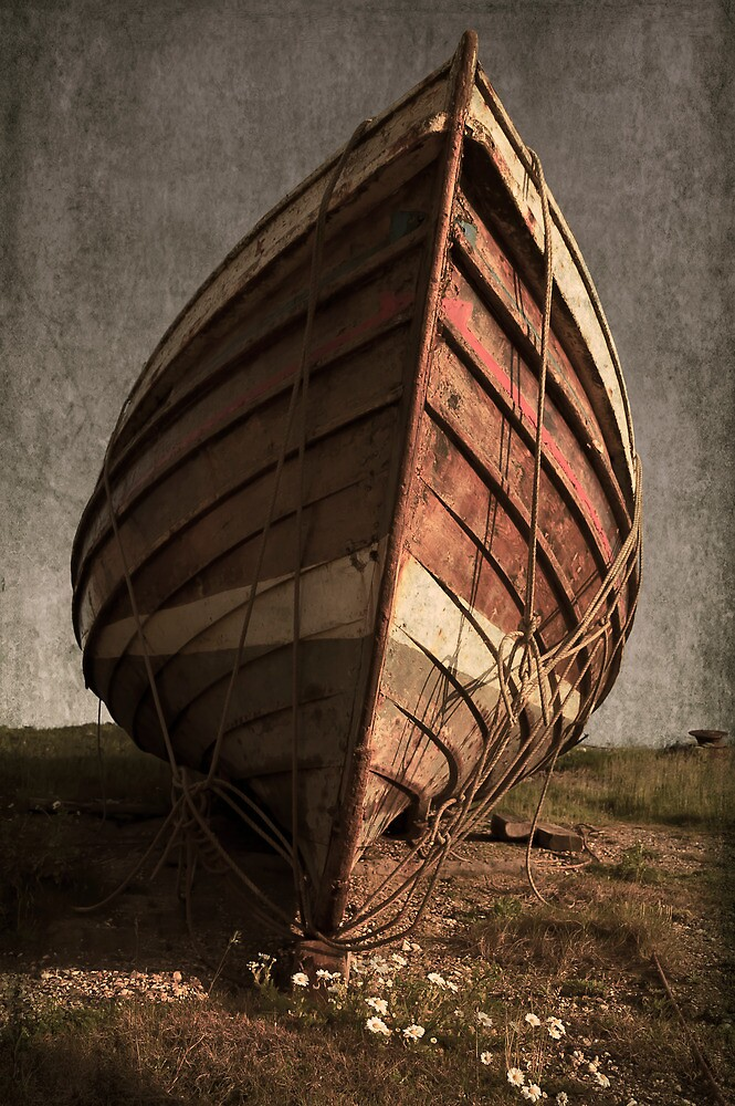 One Proud Boat by Svetlana Sewell