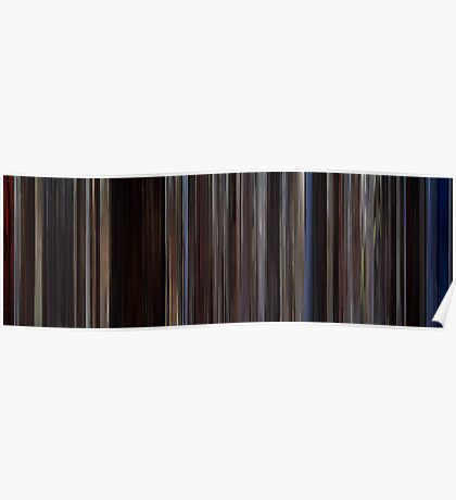 Moviebarcode: The Notebook (2004) Poster
