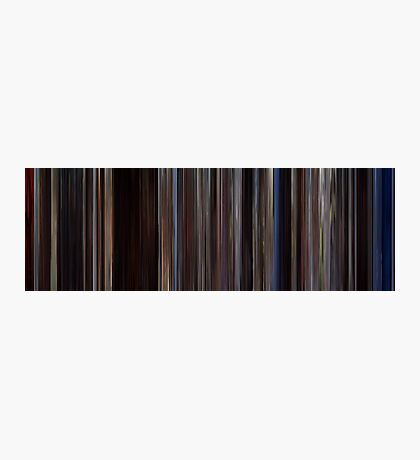 Moviebarcode: The Notebook (2004) Photographic Print