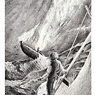 Battle on Waves by hasanabbas