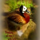 Thinking of You by Angele Ann  Andrews