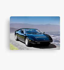 1980 Maserati Merak SS Canvas Print