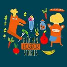 Kitchen Horror Stories by menulis