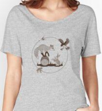 Do a Barrel Roll Women's Relaxed Fit T-Shirt