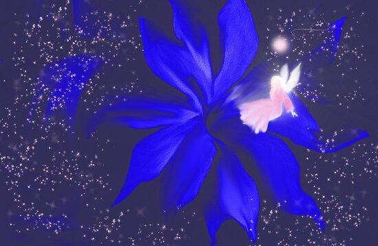 ANGEL OF THE STARS....EARLY FEB ANGEL by Sherri Palm Springs  Nicholas