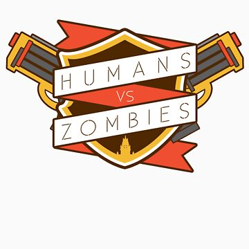 Humans Vs Zombies by sammatthews91
