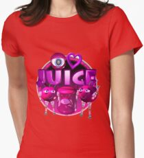 I Love Juice w/ cherry from Valxart.com T-Shirt