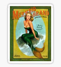 Mermaid of Jamaica Sticker
