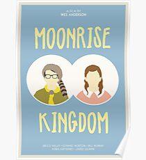 Moonrise Kingdom Filmplakat Poster