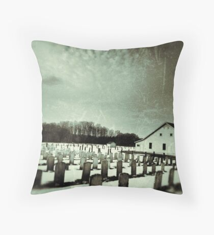 We Are the Dead Throw Pillow